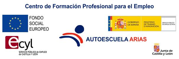 Centro de formación para el empleo - Autoescuela Arias